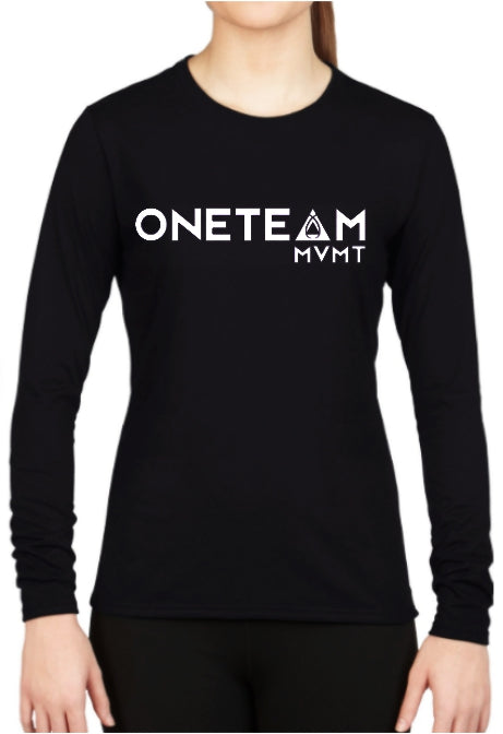 LADIES OneTeamMVMT Long Sleeve