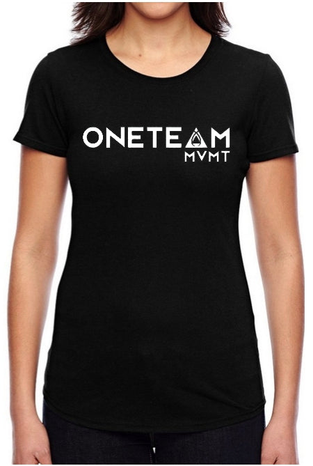 LADIES Signature OneTeamMVMT t-shirt