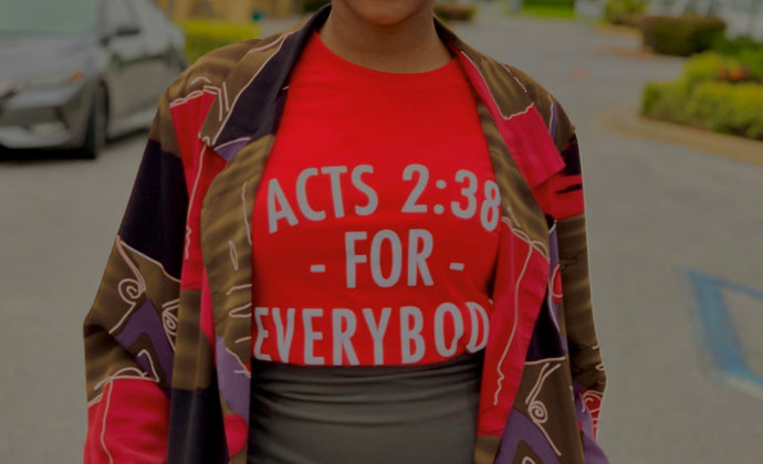 Acts 2:38 For Everybody by Tara Adams