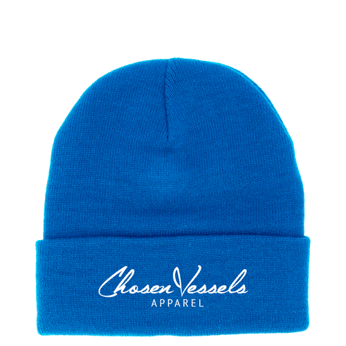 CV Signature Logo Beanie (Carolina)