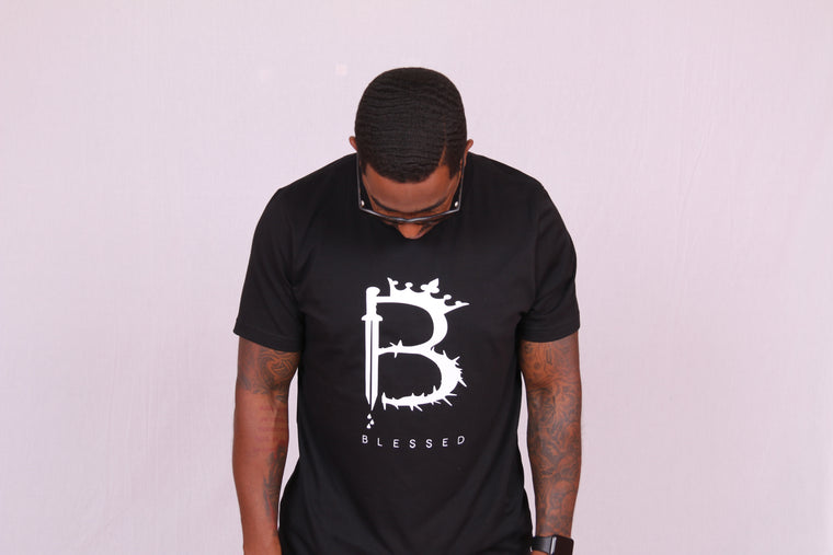 Blessed Tee ( Black & White)