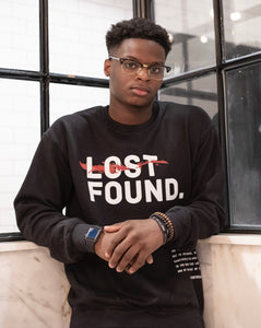 Lost & Found - Sweater