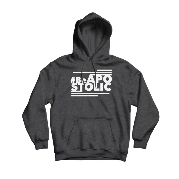 Be Apostolic Hoodie - Heather Gray