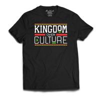 Kingdom Over Culture ( Black ) Tee