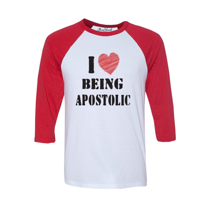 I Love being Apostolic - Baseball