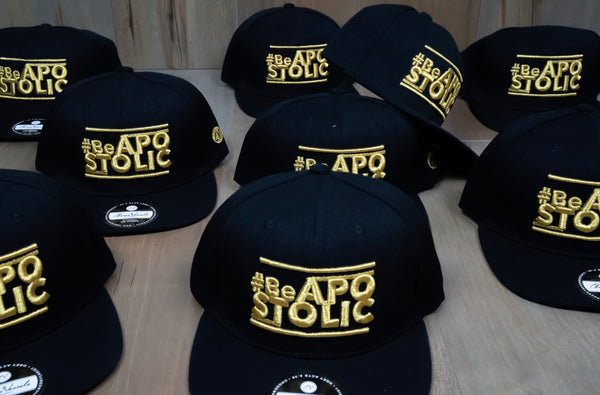 Be Apostolic - Crown (Black & Gold) Limited Edition