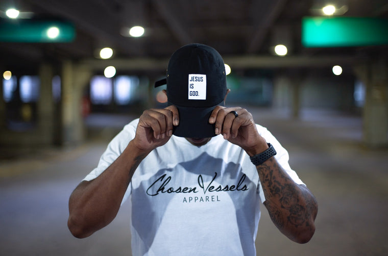 Chosen Vessels Signature Tee