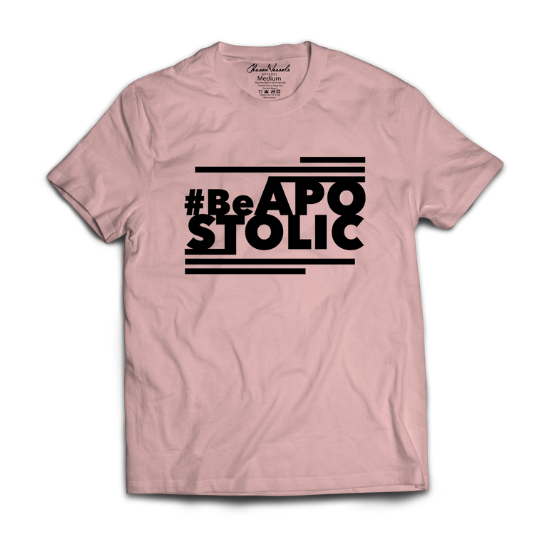 Be Apostolic - Blush and Black