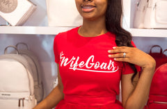 #WifeGoals Red & White