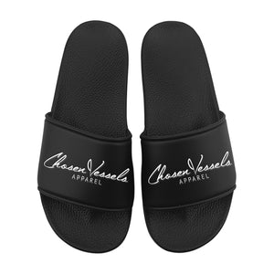 "Signature ""CV"" Slides Black"