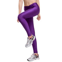 Dance in Violet Leggings
