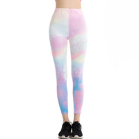 Pink Clouds Leggings