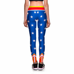 Captain America Leggings