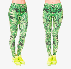 Weed Party Legging