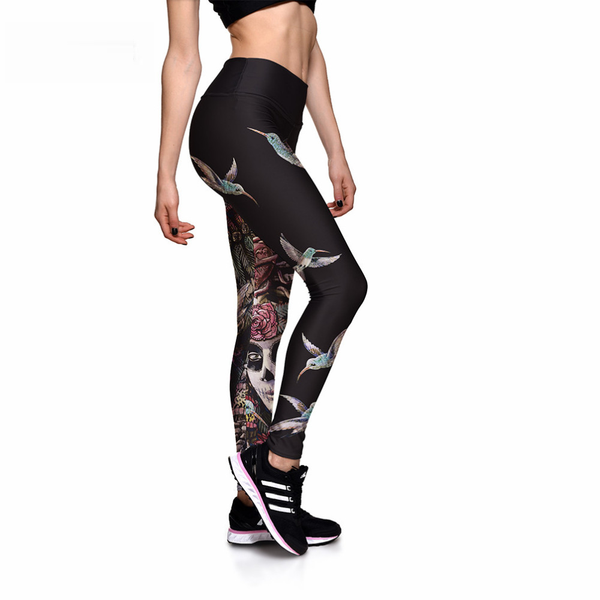 Dark Died Legging