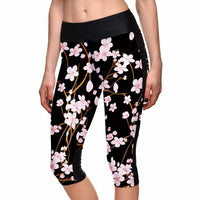 Margaritas Capri Leggings