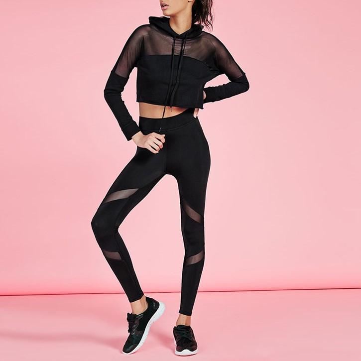 Dance Squad Mesh Set