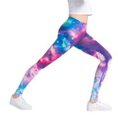Pink Space Leggings