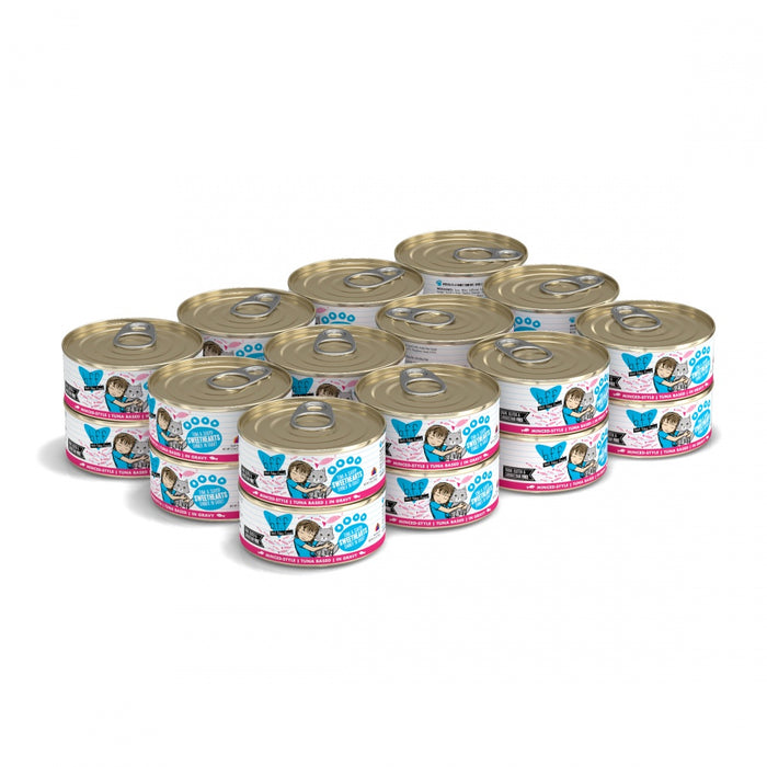 Weruva BFF Tuna & Shrimp Sweethearts Canned Cat Food