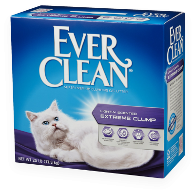 Ever Clean Lightly Scented Extreme Clump Cat Litter