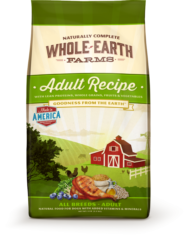 Whole Earth Farms Adult Dry Dog Food