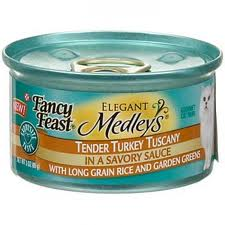 Fancy Feast Elegant Medleys Tender Turkey Tuscany Canned Cat Food