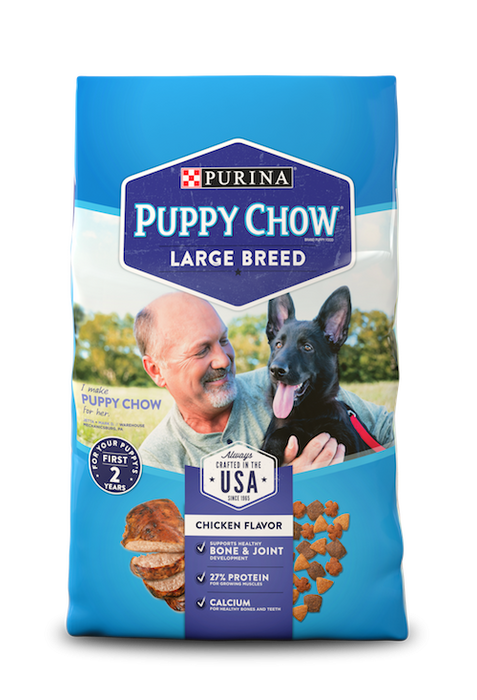 Purina Puppy Chow Feeding Chart