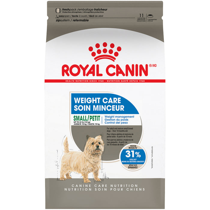 Royal Canin Small Breed Weight Care Dry Dog Food Concord Pet Foods Supplies Delaware Pennsylvania New Jersey Maryland