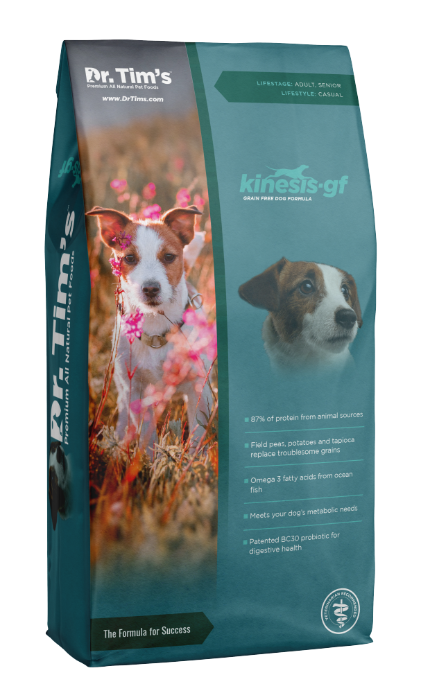 Dr. Tim's Kinesis Grain Free Dry Dog Food
