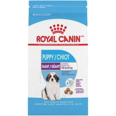 Royal Canin Giant Puppy Dry Dog Food