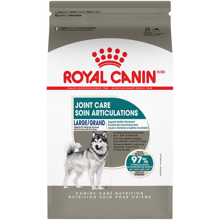 Royal Canin Large Breed Joint and Coat Dry Dog Food