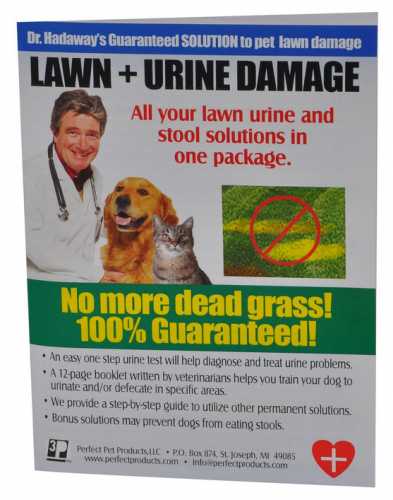 Perfect Pet Products Lawn and Urine Damage for Dogs