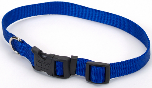 Coastal Pet Pet Products Tuff Buckle Adjustable Nylon Small and Medium Dog Collar