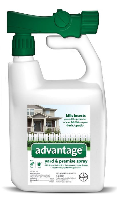 Bayer Advantage Yard and Premise Spray