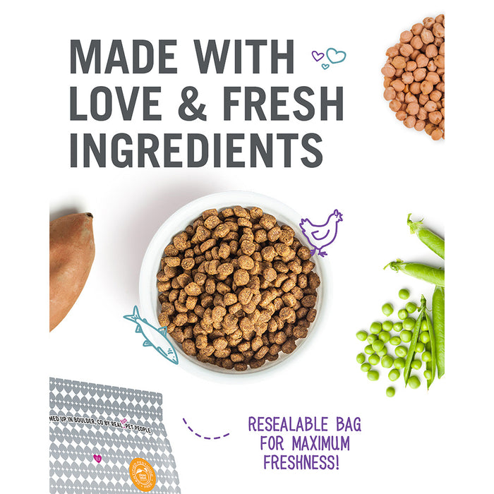 I and Love and You Grain Free Naked Essentials Salmon & Trout Dry Cat Food