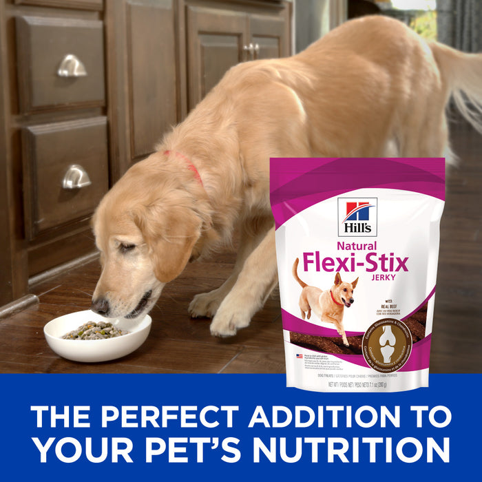 Hill's Science Diet Flexi-Stix Beef Jerky Dog Treats