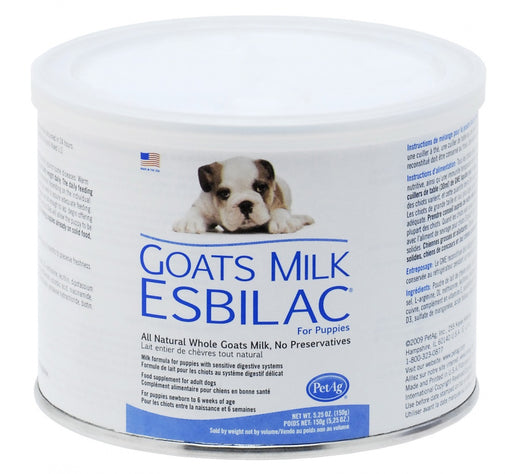 Pet-AG Esbilac Goats Milk For Puppies