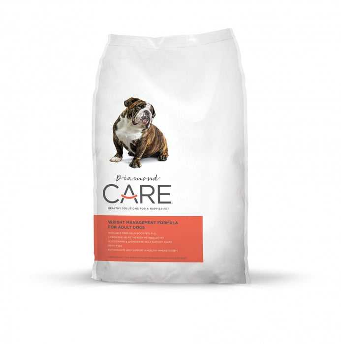 Diamond Care Adult Weight Management Formula Dry Dog Food