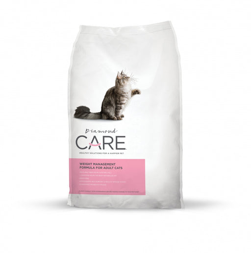 Diamond Care Adult Weight Management Formula Dry Cat Food