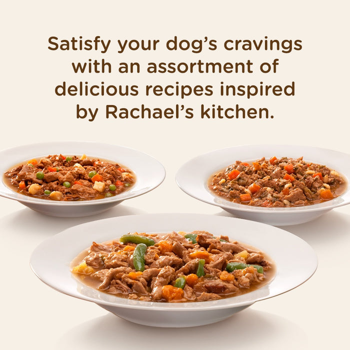 Rachael Ray Nutrish Natural Variety Pack Wet Dog Food