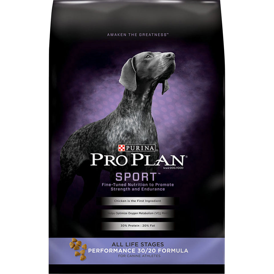 Purina Pro Plan Sport Performance 30/20 Chicken & Rice Formula Dry Dog Food