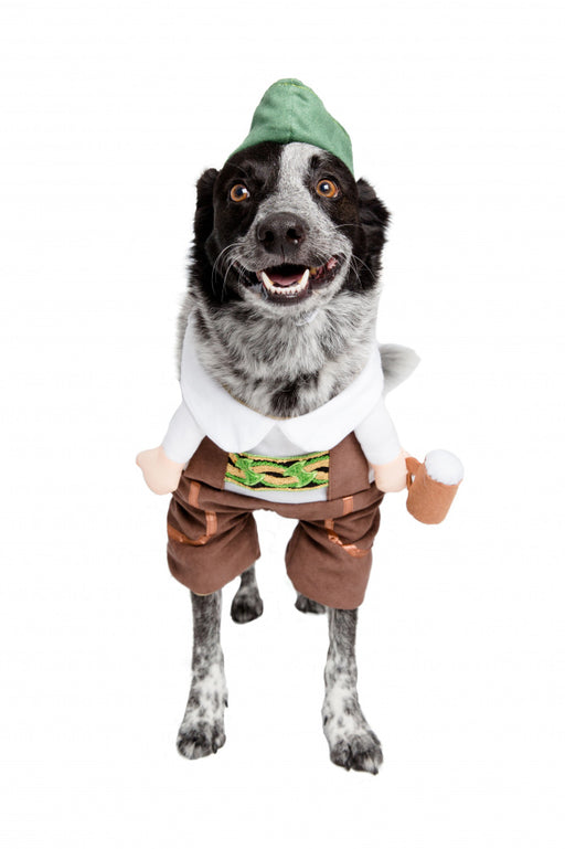 Pet Krewe German Oktoberfest Dog Costume