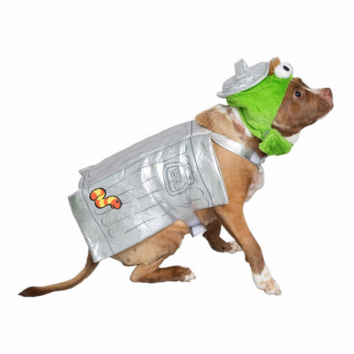 Pet Krewe Sesame Street Oscar the Grouch Dog Costume