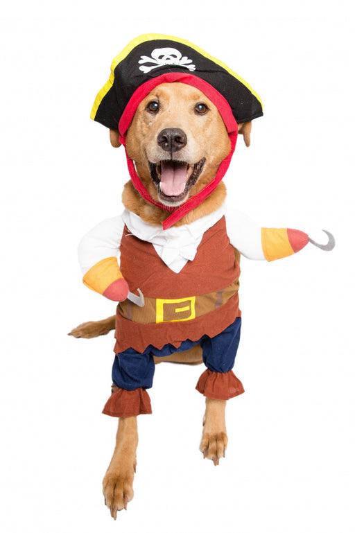 Pet Krewe Pirate Dog Costume
