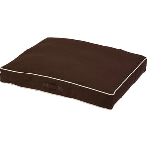 Dog Gone Smart Canvas Rectangle Dog Beds