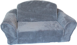 Elephant Grey Pull Out Pet Sleeper Sofa Bed