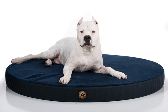 Ultra Vel™ Orthopedic Dog Bed Featuring Cordura® - Round