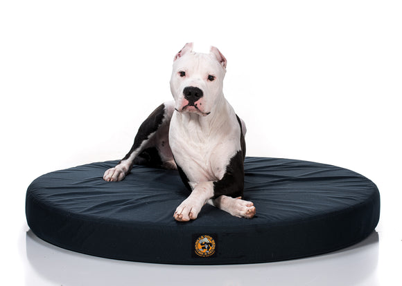 Cordura® Tough Orthopedic Bed - Round
