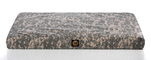 Cordura® Tough Camo Orthopedic Bed - Rectangular