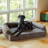 Snoozer Luxury Dog Sofa With Memory Foam